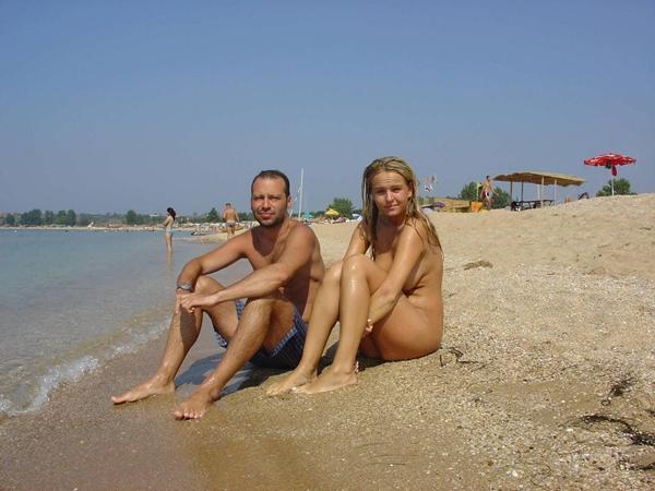 Fucking Beach - Beach Nudes