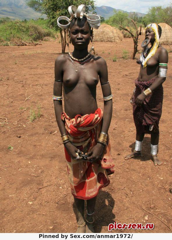 teen african nude