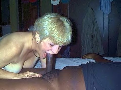 granny with a mouthful