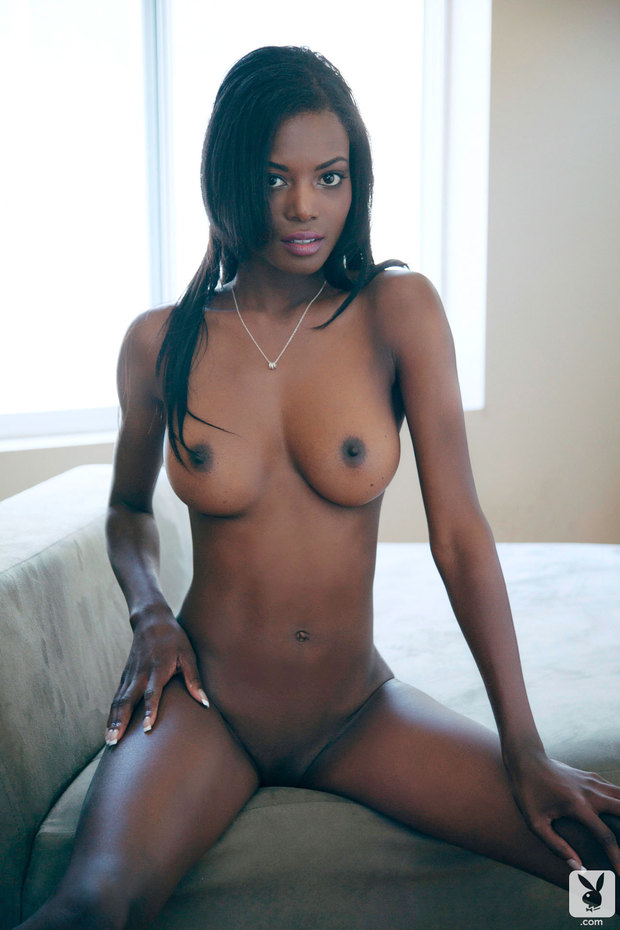 Danielle Nicole sensual stare