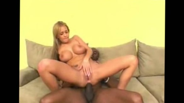 Busty Blonde Trina Michaels Takes A Black Dong Up In Her Ass 19